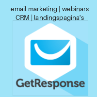 Getresponse Email marketing systeem